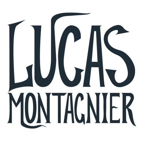 Lucas Montagnier Logo